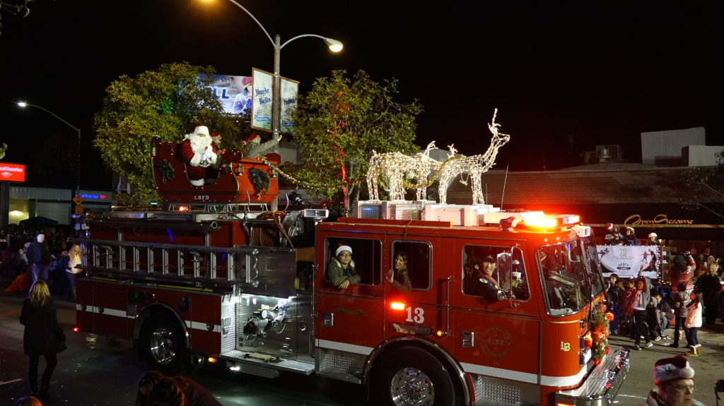 34th annual belmont shore christmas parade 2016 long beach local news